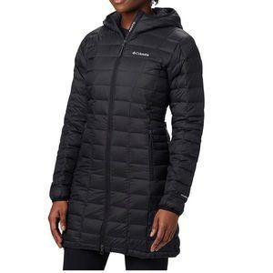 Columbia Voodoo Falls 590 mid jacket black NEW